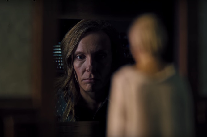 """Hereditary: The splitting of """"seeing is believing"""""""