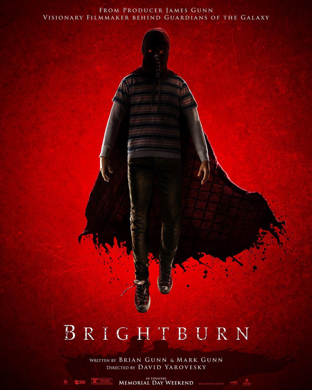 院線通信 《靈異乍現》(Brightburn, 2019)